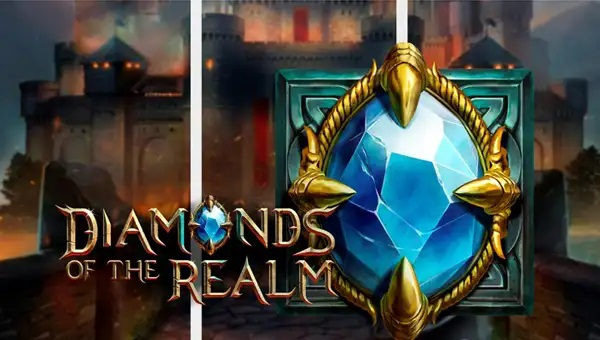 """Play'N GO Launches the Official Sword and The Grail Sequel! On the Launch Pad the """"Diamonds of the Realm"""""""