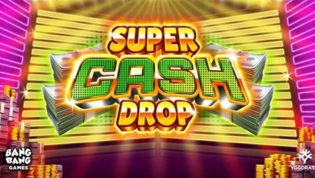 Another Collaboration For Yggdrasil! With Bang Bang Games The Super Cash Drop Is Released!