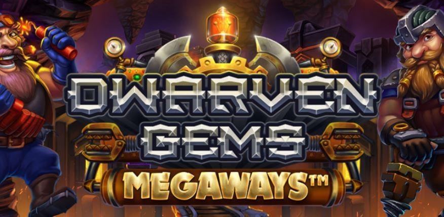 Treasure Hunt with Iron Dog: Meet the Dwarven Gems Megaways!