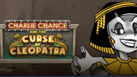 Play N'GO launches The Charlie Chance and the Curse of Cleopatra!