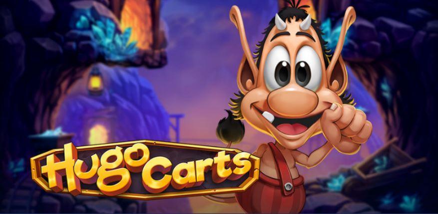 Our Troll Hugo returns! Here is the Hugo Carts!