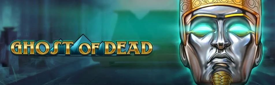 New Saga Coming From Play'N GO: Here is the Ghost of Dead!