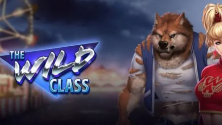 """A """"Werewolf"""" Slot For Play'N GO! Here is The Wild Class!"""