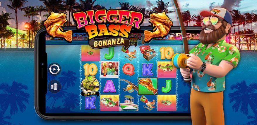 Big Become Bigger! The Angler Raises the Reels with The Bigger Bass Bonanza!