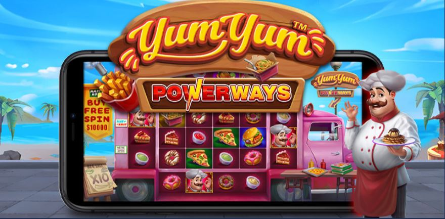 """Street Food """"Pragmatics"""" Coming With the """"Yum Yum PowerWays""""!"""