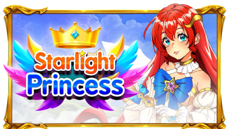 A Mix Between Moon Princess and Gates Of Olympus! Here is the Starlight Princess!