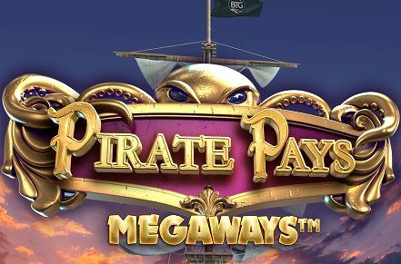 Big Time Gaming in the footsteps of Iron Dog With Pirate Pays Megaways!