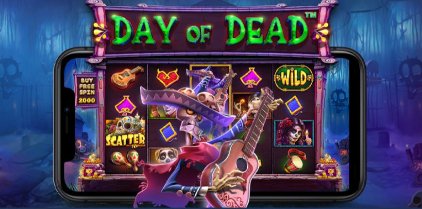 Day Of Dead! Here is the latest Pragmatic Found!