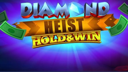 New Release For Isoftbet: The Diamond Heist Hold & Win Arrives In October!