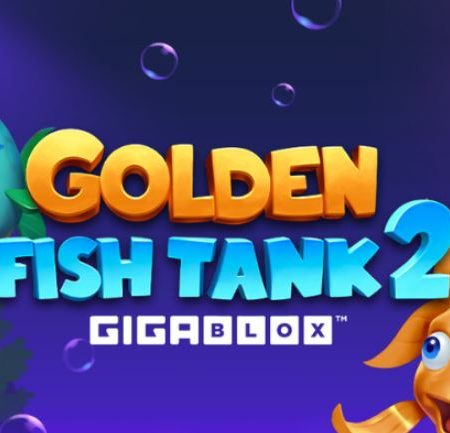 Giga Fish for Yggdrasil! The Golden Fish Thank 2 Gigablox is out!