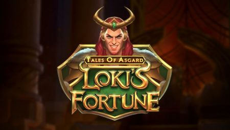 Loki Cluster Version For Play'N GO: Tales of Asgard Loki's Fortune Is Released!