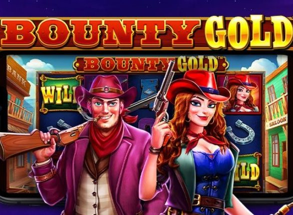 New Entry From Pragmatic! The Bounty Gold!