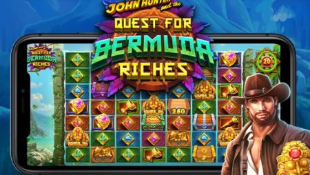 John Hunter is back! Pragmatic launches the John Hunter and the Quest for bermuda Riches!