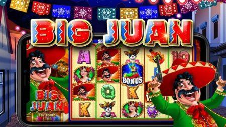 Wild Streak and Pragmatic Play bring Big Juan to Life!
