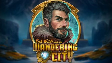 Rich Wilde is back! Rich Wilde and the Wandering City Out!
