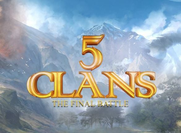 Reflex Gaming Presents the 5 Clans: The final Battle!